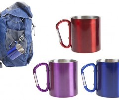 Summit Carabiner Mug 300ml