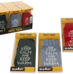Summit Keep Calm Reusable Heat Pack