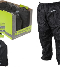Summit Waterproof Trousers in Pouch 6pcs in PDQ