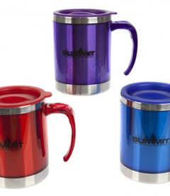 Summit Insulated Mug with Lid 450ml