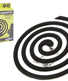 Summit 10pk Mosquito Coil with Stand