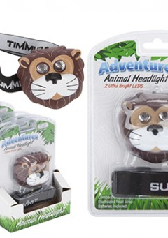 Summit Kids Lion Headlight