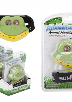 Summit Kids Frog Headlight