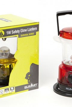 Summit 1W Safety Glow Lantern