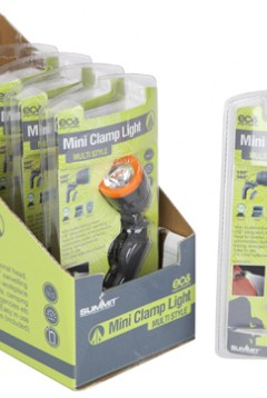 Summit Clamp Light