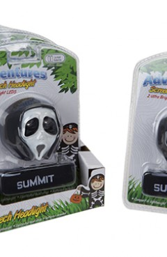 Summit Kids Halloween Mask Headlight
